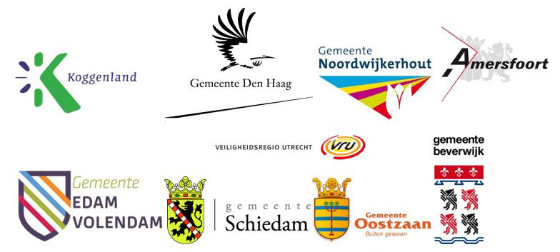 Referenties IMSUS - logo's Gemeenten
